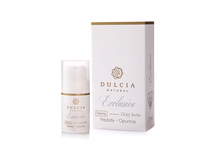 dulcia natural denni ocni krem exclusive