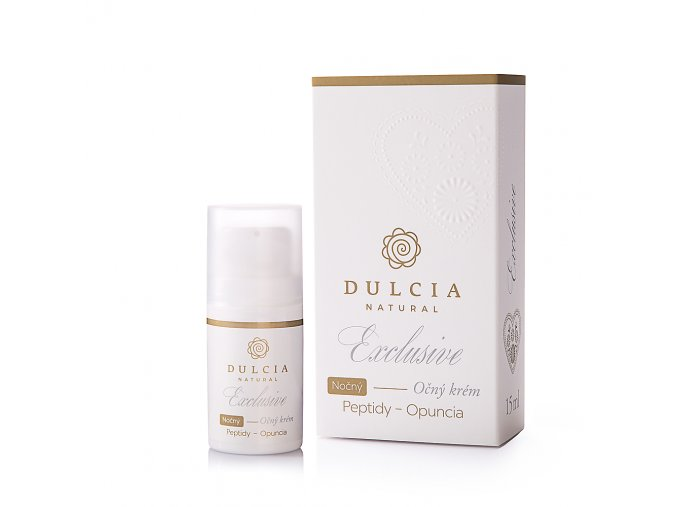 dulcia natural nocni ocni krem exclusive