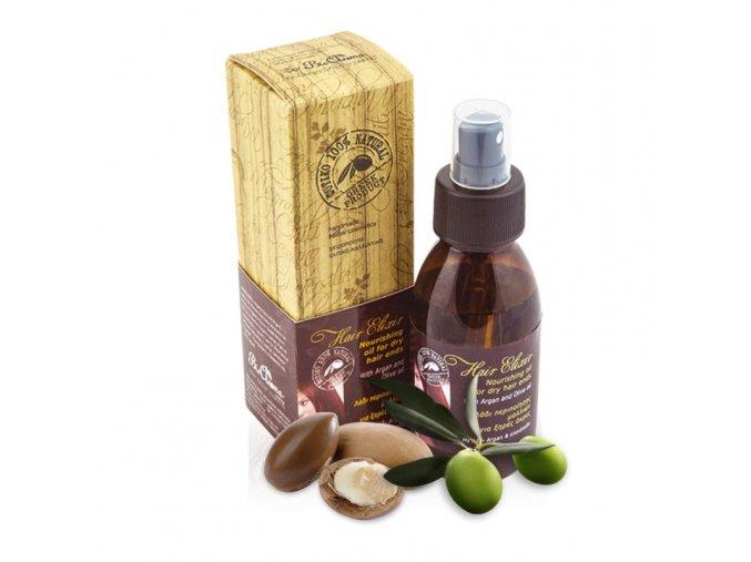 bioaroma vyzivujici olej na suche vlasove konecky
