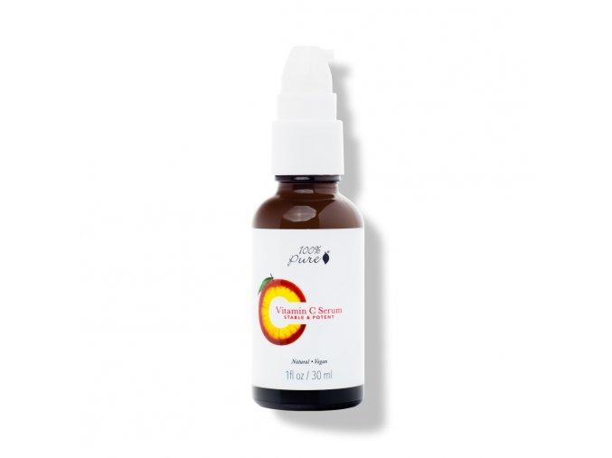 100 pure serum s vitaminem c