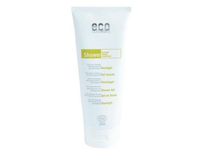 Eco cosmetics sprchový gel se zeleným čajem