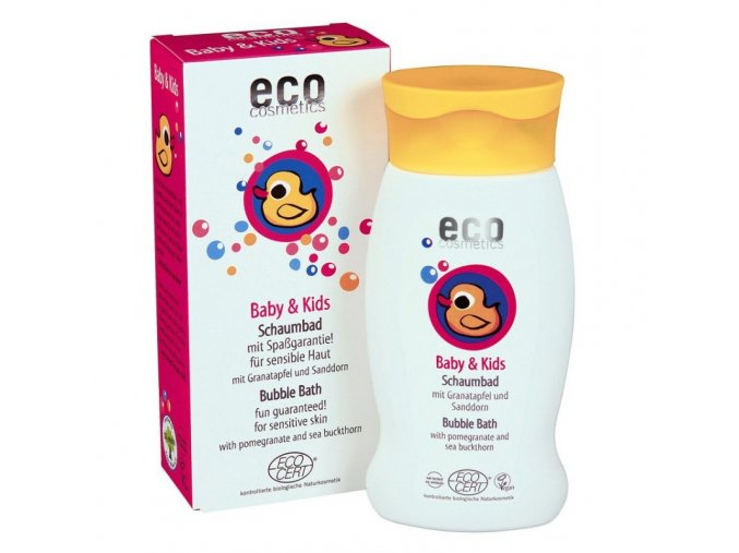 Eco cosmetics Baby dětská bublinková koupel BIO