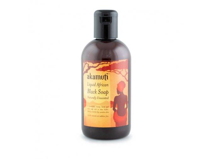 Akamuti africké tekuté mýdlo bez vůně