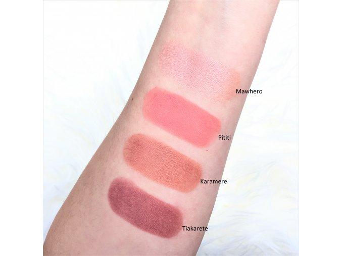Nui cosmetics multifunkční tyčinka na tváře, oči a rty pititi