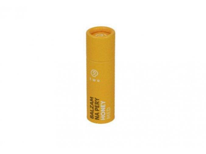 two cosmetics balzam na rty v tycince honey