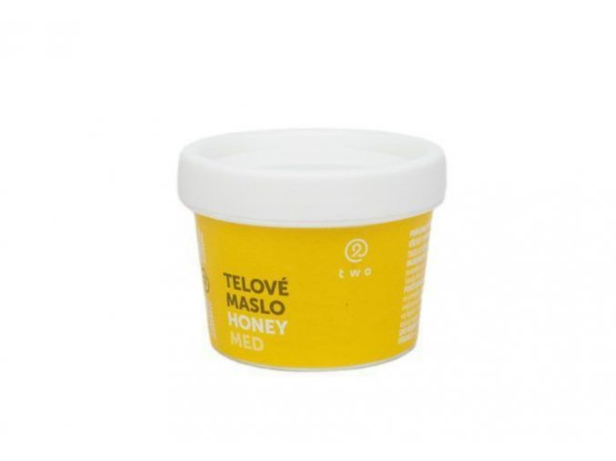 two cosmetics telove maslo honey
