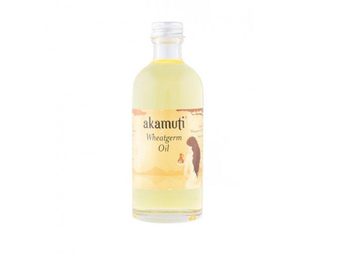 Akamuti olej z pšeničných klíčků 100 ml