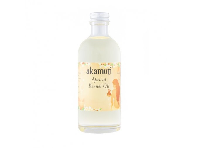 Akamuti olej z meruňkových jadérek 100 ml