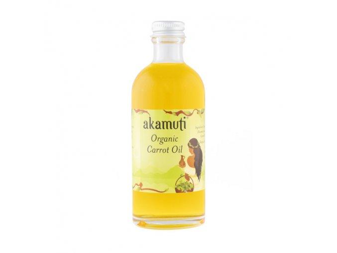 Akamuti mrkvový olej 100 ml