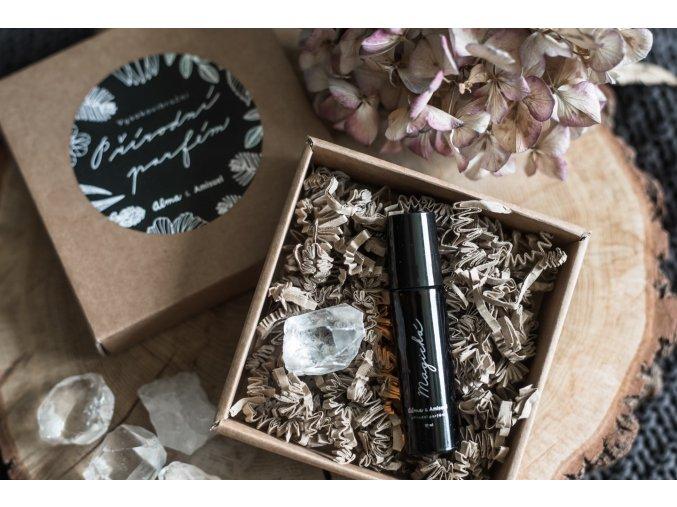 Alma prirodni olejovy parfem magicka 3