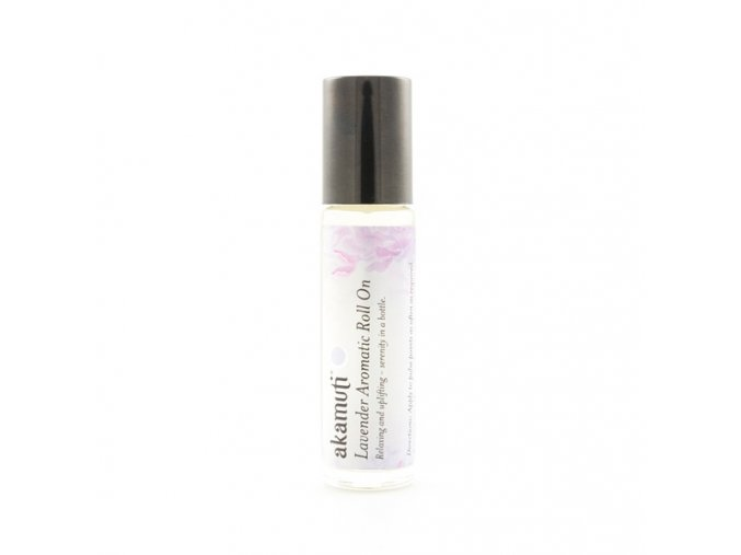Akamuti aroma roll-on Levandule 12 ml