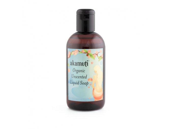 Akamuti tekuté mýdlo neparfémované