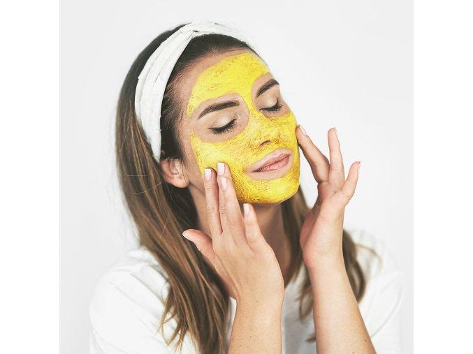 Dulcia Natural maska a peeling 2v1 omlazujici
