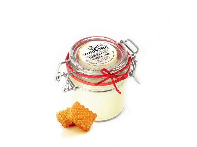 soaphoria telove sufle sladoucky med