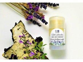 biorythme prirodni deodorant levandulove pole