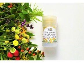 biorythme prirodni deodorant citronova medunka