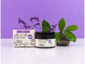 Kvitok kremovy deodorant bylinkové opojeni