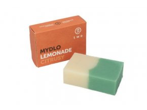 two cosmetics citrusove mydlo lemonade