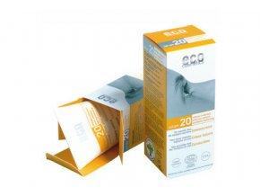 eco cosmetics opalovaci krem spf 20
