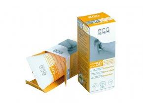 eco cosmetics opalovaci krem spf 50