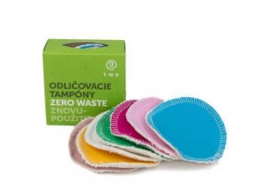 two cosmetics odlicovaci tampony zero waste