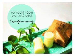 biorythme nahradni napln deodorant neparfemovany