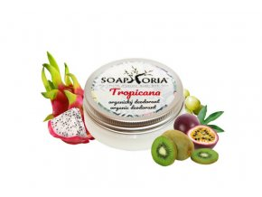 soaphoria kremovy deodorant tropicana