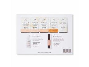 100 pure zdravy make up set vzorku