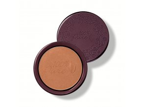 100 pure bronzer cocoa kissed