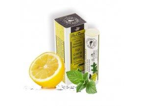 bioaroma balzam na rty s citronem a matou