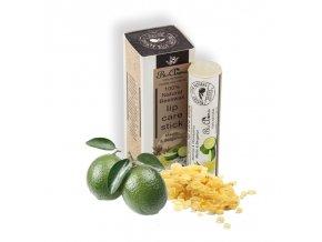 bioaroma balzam na rty s mastichou a bergamotem