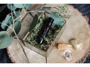 Alma přírodní olejový parfém Bohyně