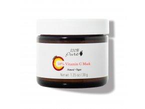 pletova maska vitamin c 100 pure