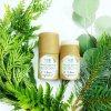 biorythme bezsody deodorant v lese najdes se papir