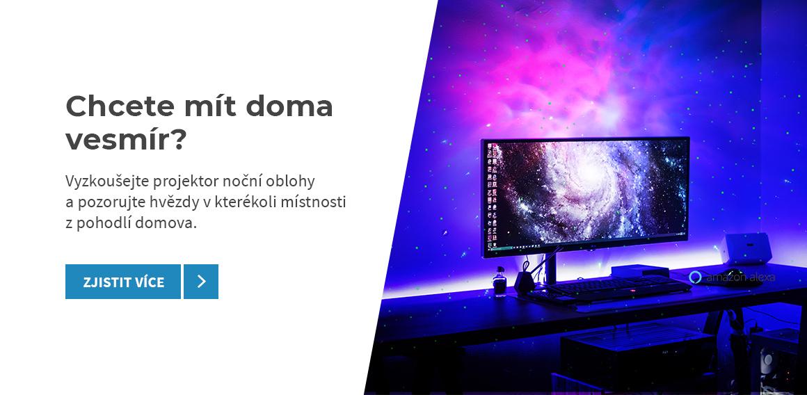 Vesmír projektor