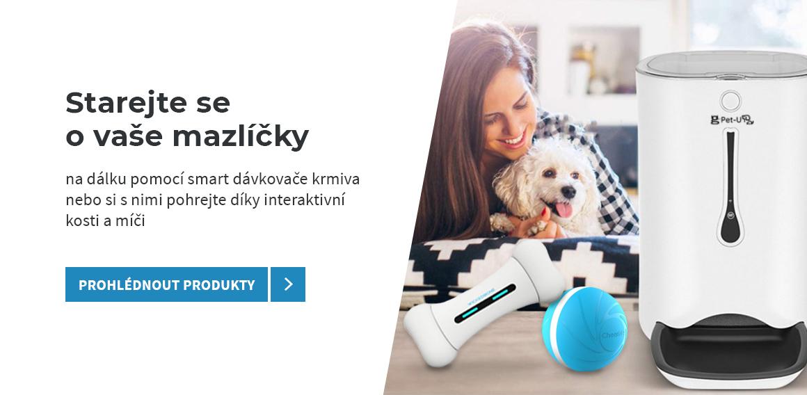SmartPet - Pro domácí mazlíčky