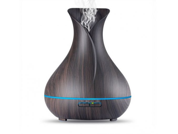 Dituo Smart Aroma difuzér - tmavě hnědé dřevo