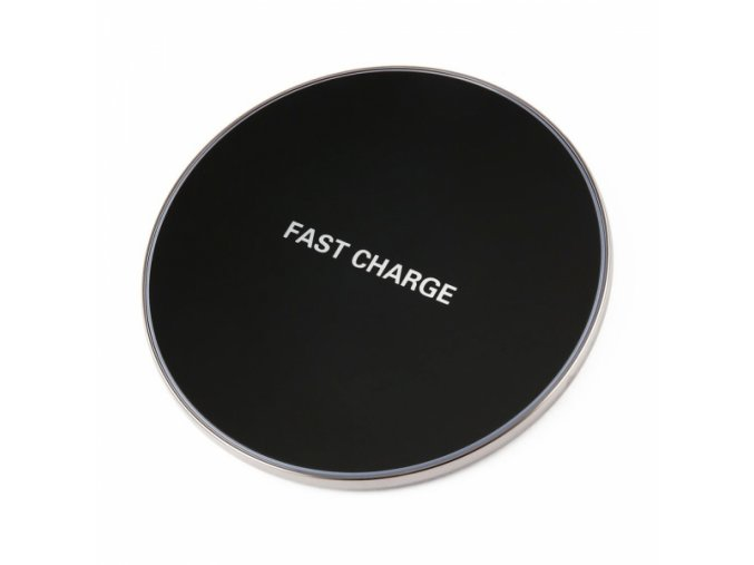 SOLO Bezdrátová rychlá nabíječka 10W černá