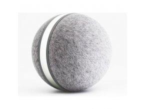CHEERBLE WICKED BALL Interaktivní míč pro kočky šedý