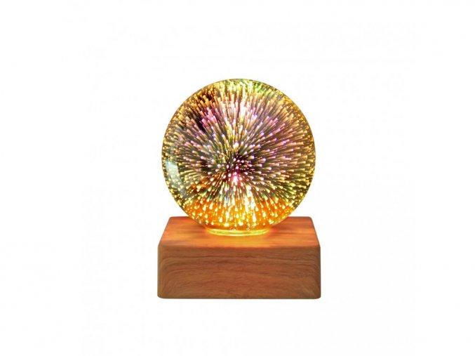 SOLO dekoratív asztali LED lámpa II