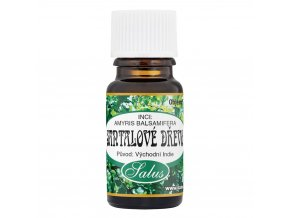saloos salus esencialni olej etericky olej santalove drevo vychod