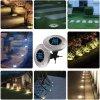 Zahradní solární světlo s 20 LED - set 4 ks