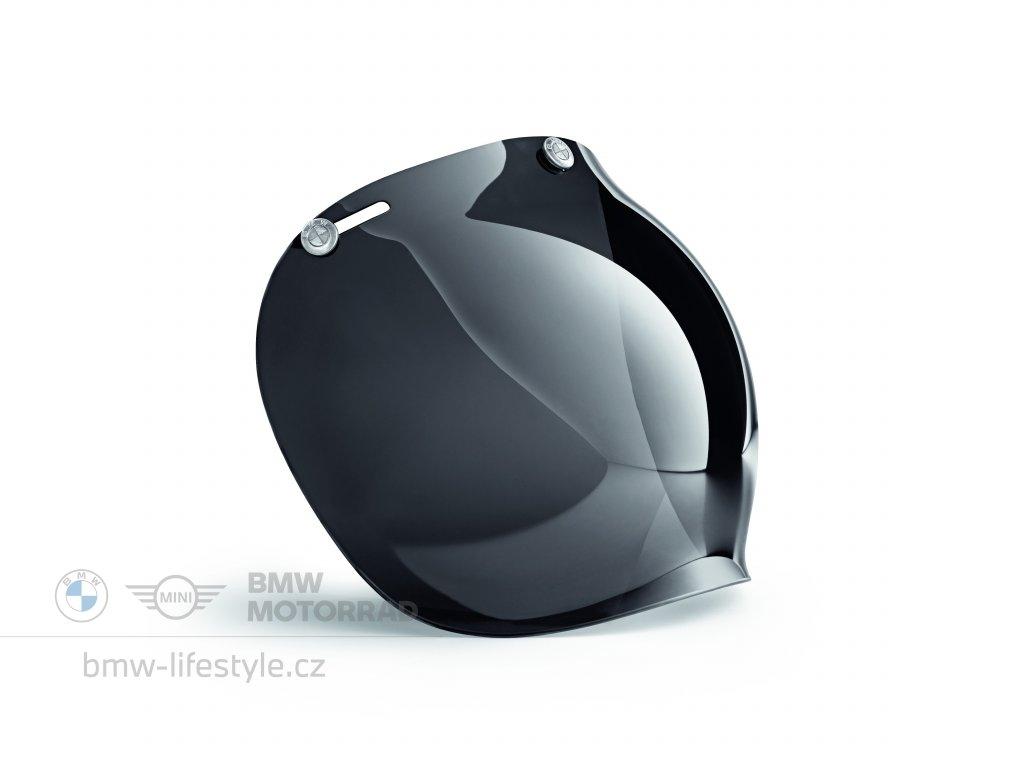 Plexisklo pro helmu Bowler zatmavené
