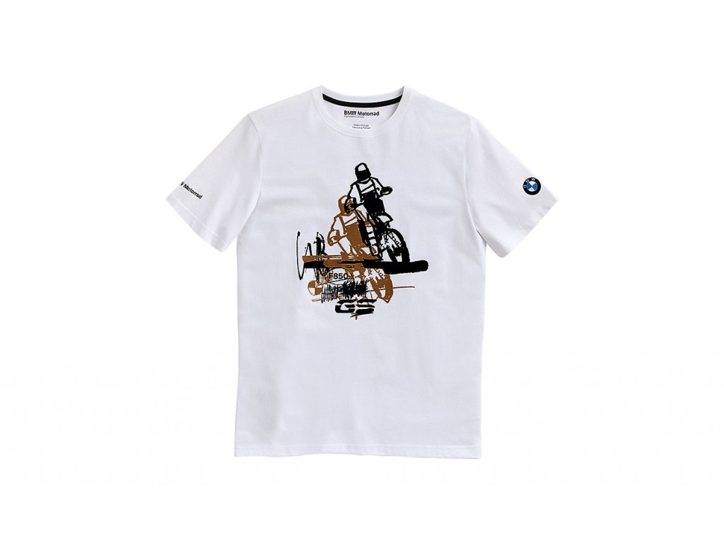 bmw t shirt f 850 gs unisex 76618403794