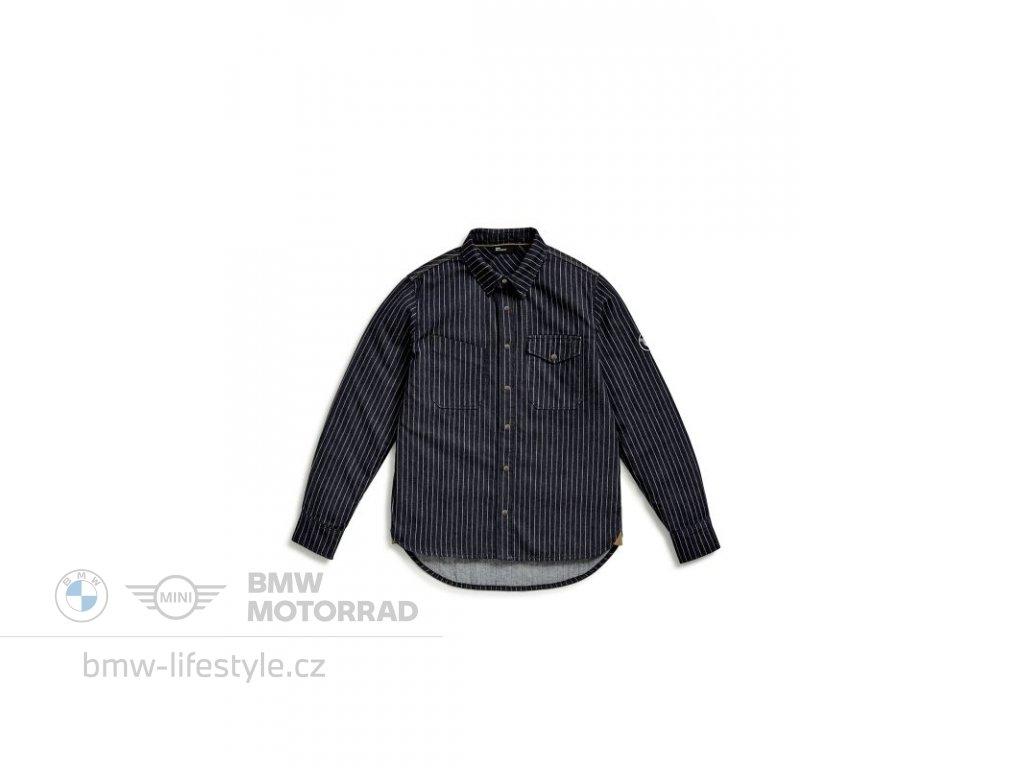 Pánská denimová košile