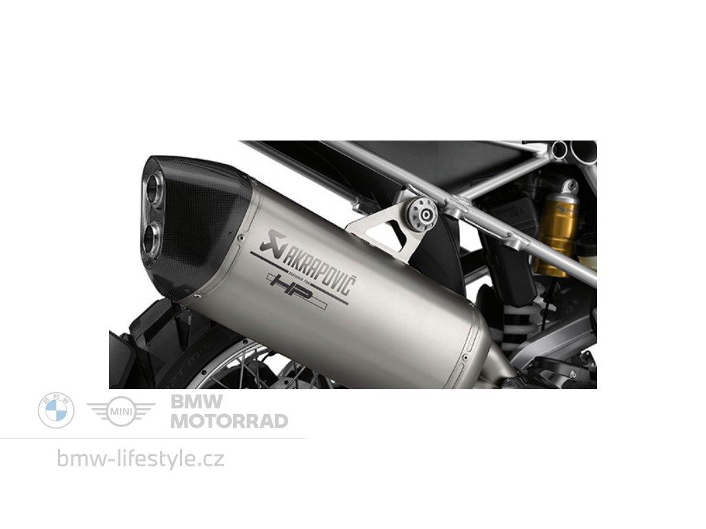HP sportovní koncovka výfuku R 1200/1250 GS/ADV