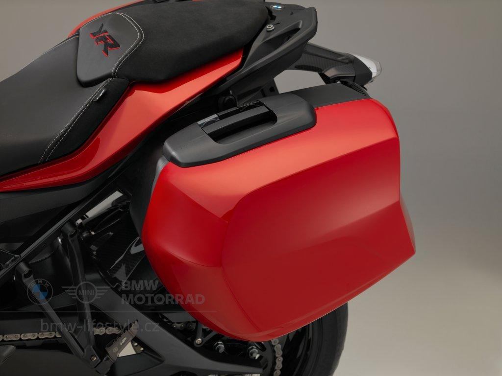 Boční kufr levý - RED S1000XR