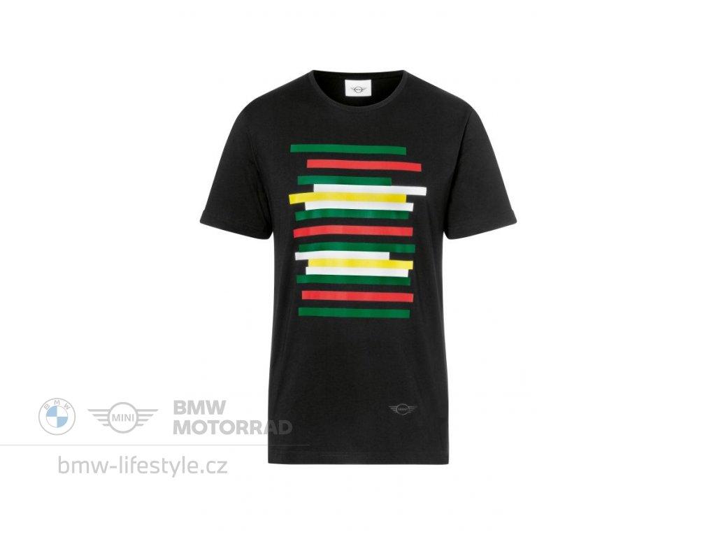 Pánské triko MINI 60 years Stripe (Velikost 3XL)