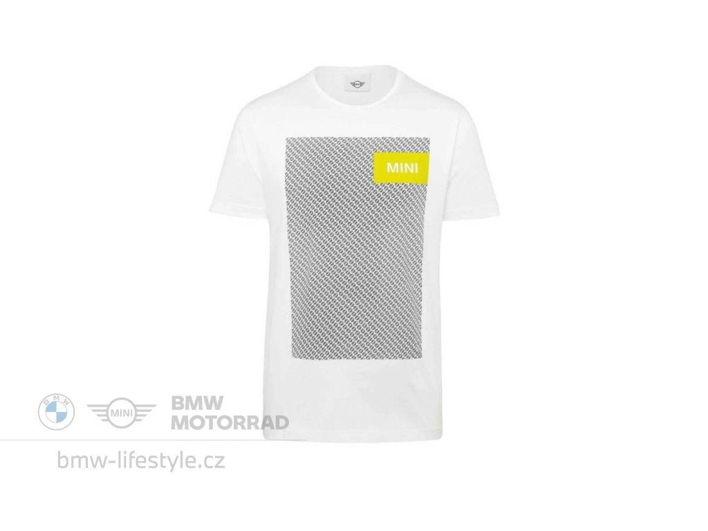 Pánské triko MINI Energetic Yellow (Velikost 3XL)