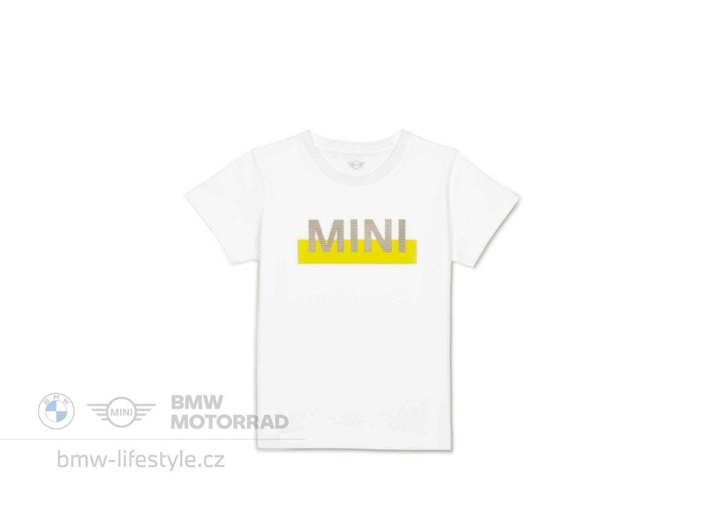Dětské triko MINI Energetic Yellow (Velikost 140)